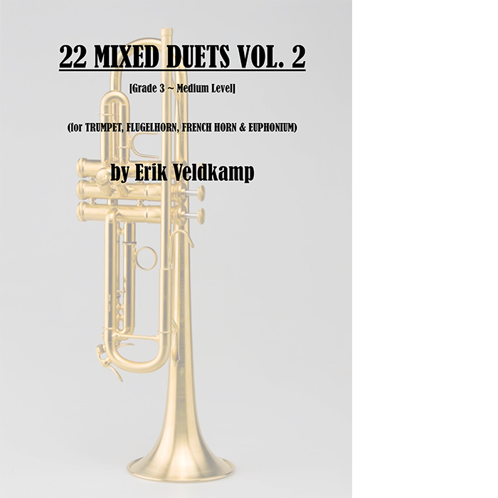 22 Mixed Duets Vol. 2