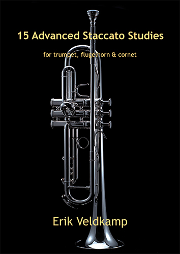 20 Short Staccato Studies [cover]