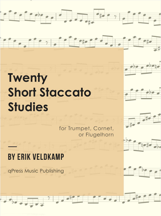 20 Short Staccato Studies