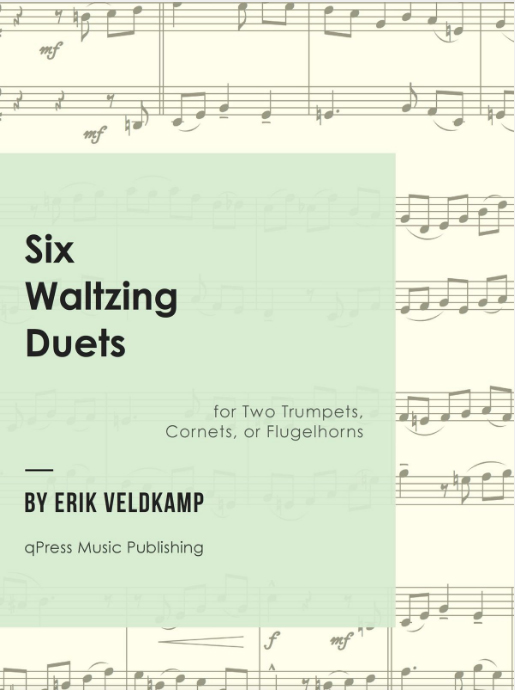Free sheet music – Erik Veldkamp