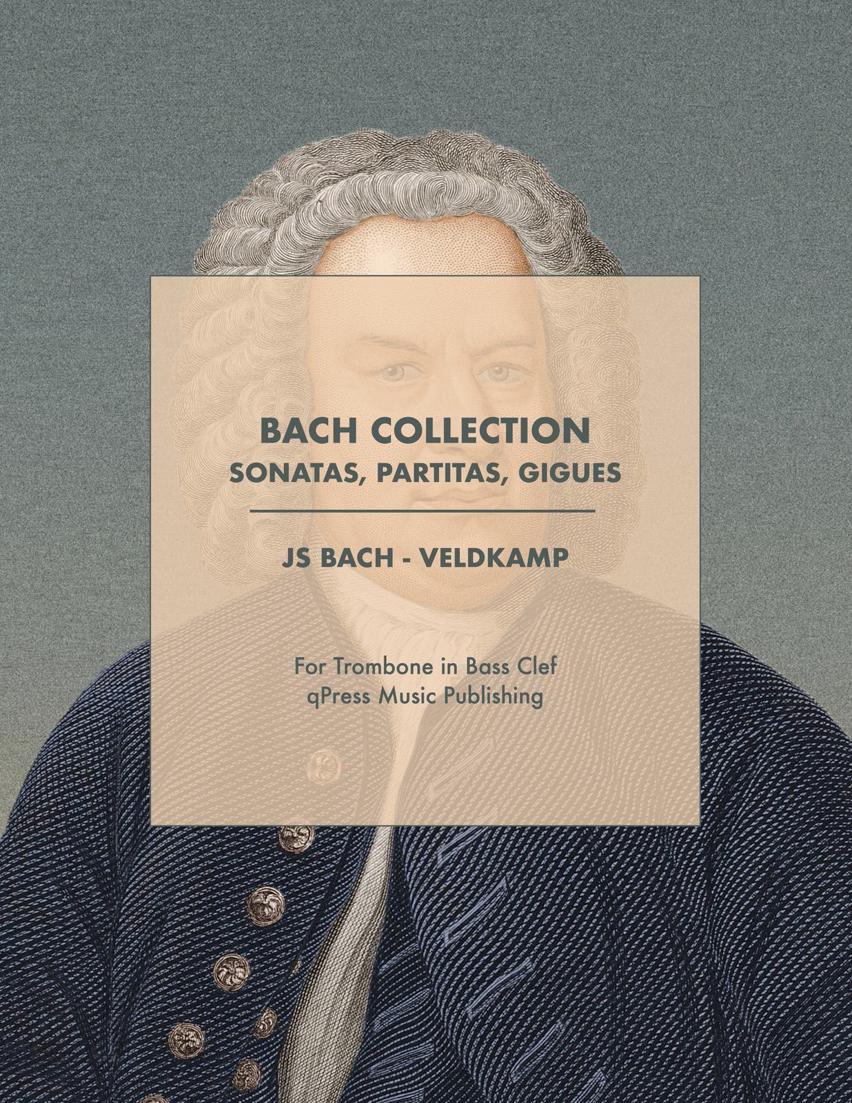Bach Collection for Trombone