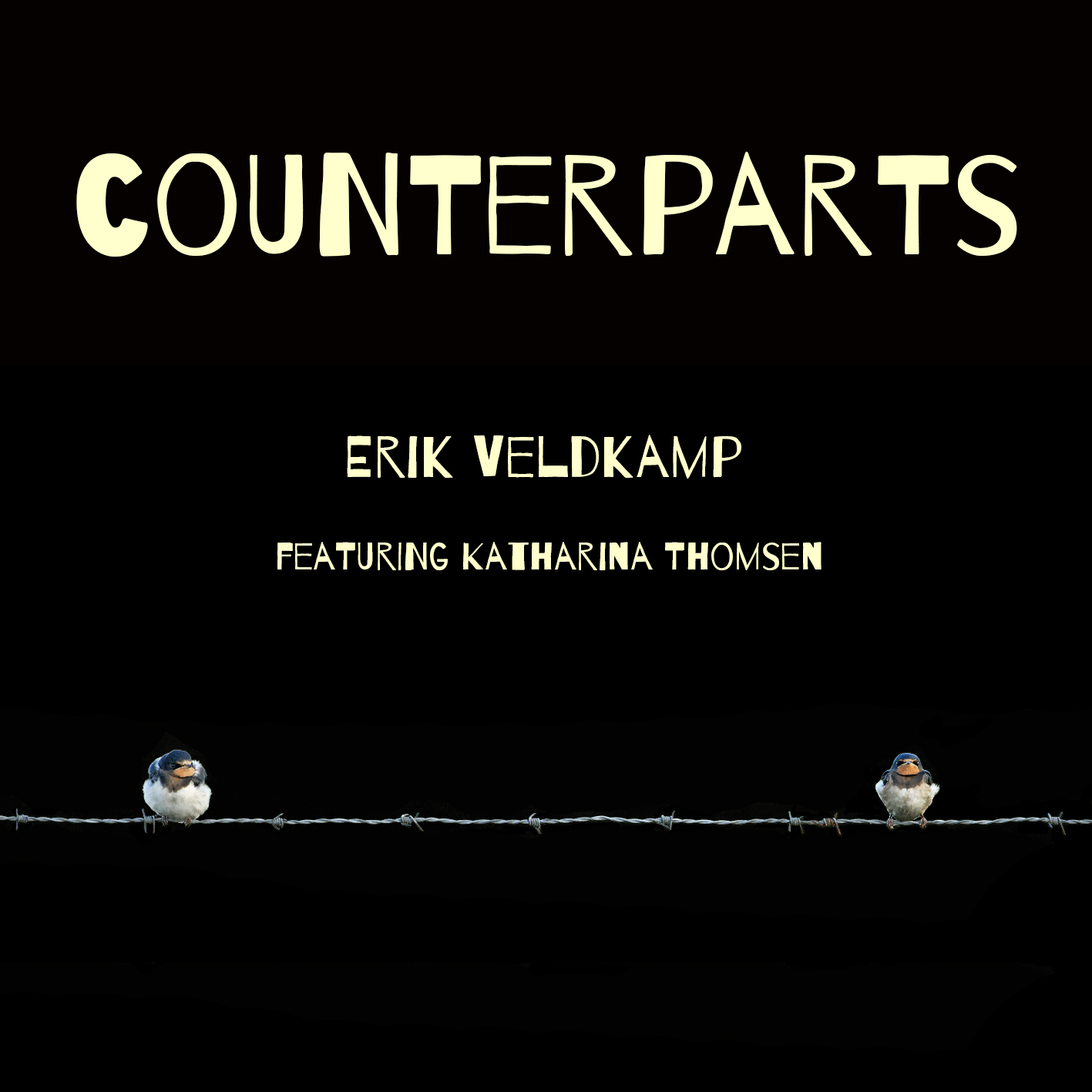 New album Counterparts online!