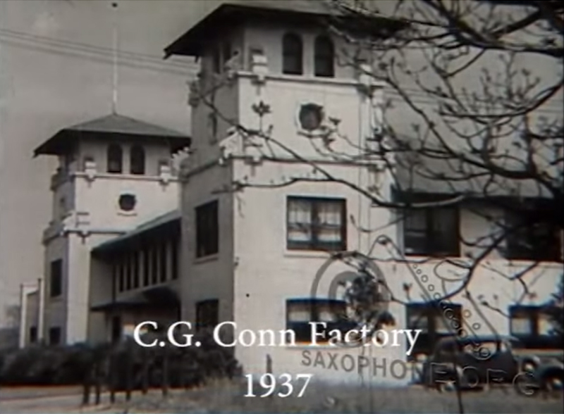 1937 Conn Factory footage