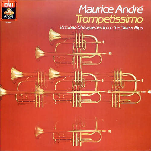 Maurice André – Virtuoso Showpieces