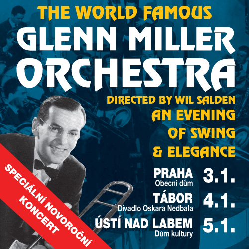 Winter Tour Glenn Miller