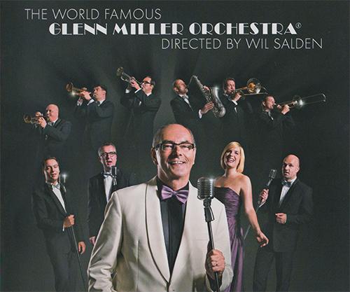 Glenn Miller Orchestra DVD release