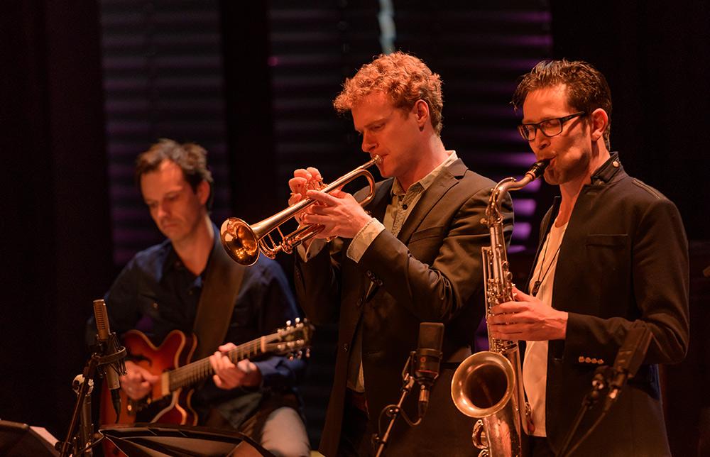 Bimhuis concert
