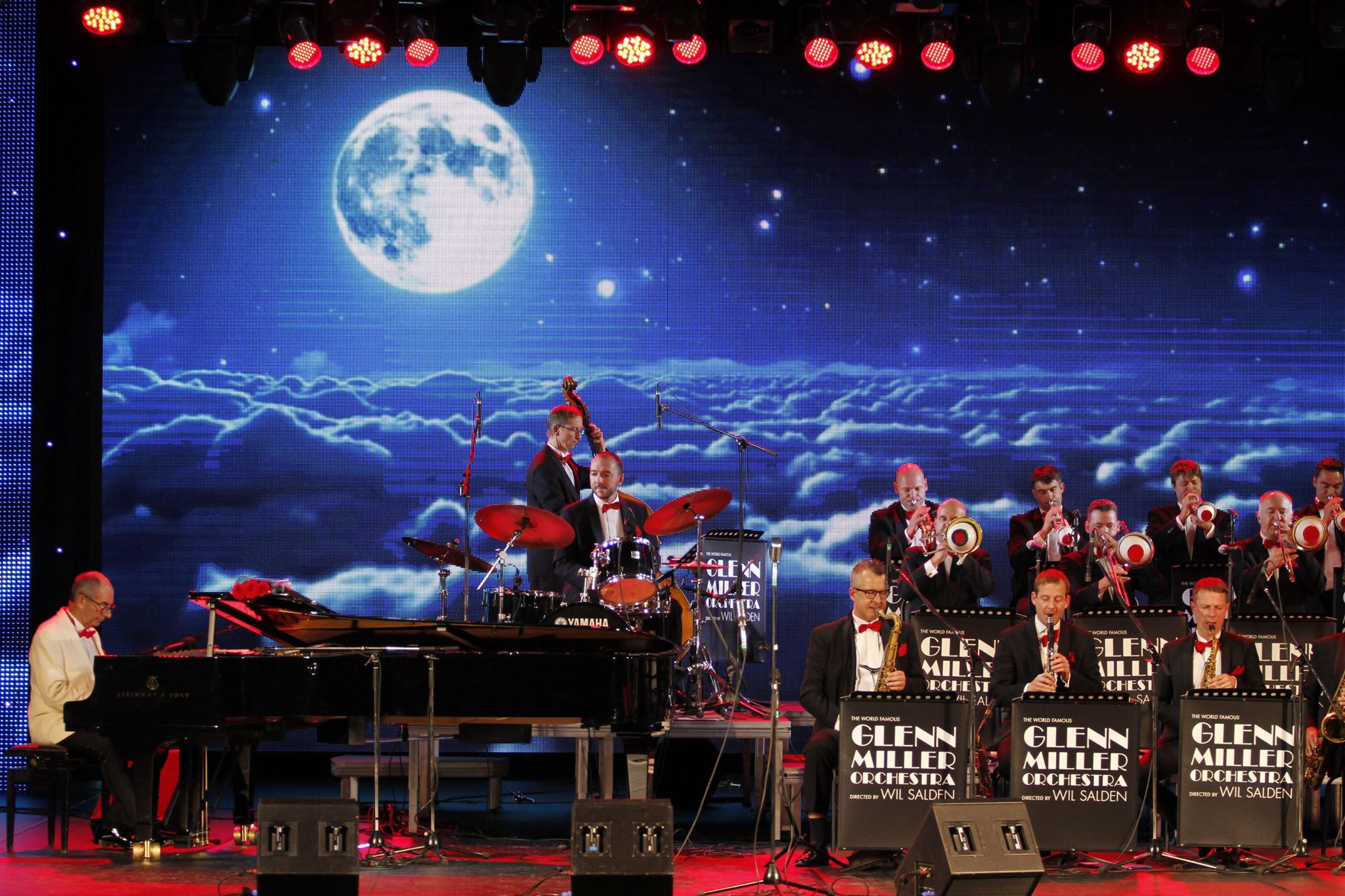 Glenn Miller Orchestra in Israel & Russia