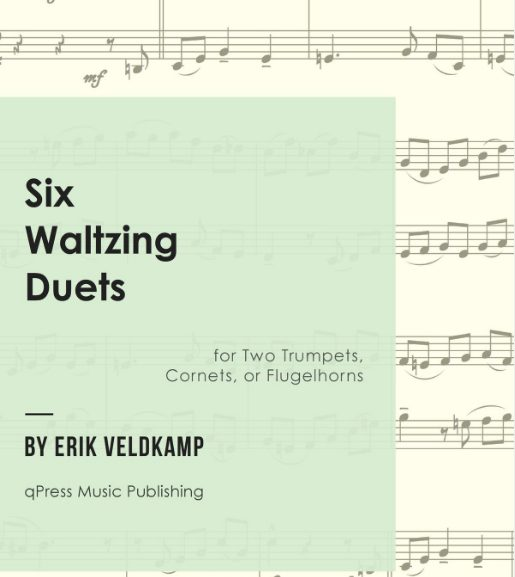 Six Waltzing Duets
