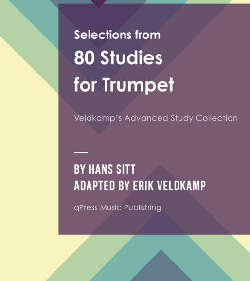 80 Studies for Trumpet