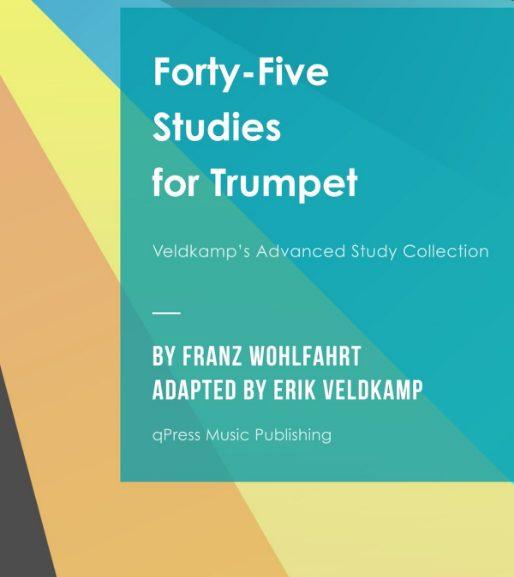 45 Studies for Trumpet