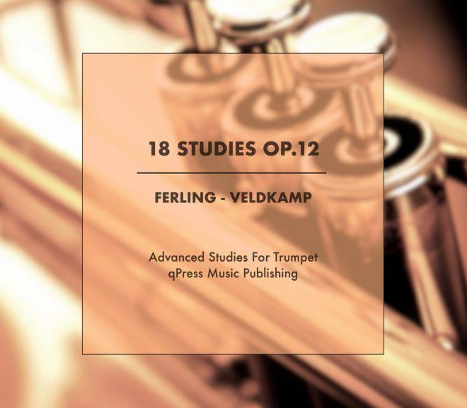 Ferling: 18 Studies for Trumpet Op. 12