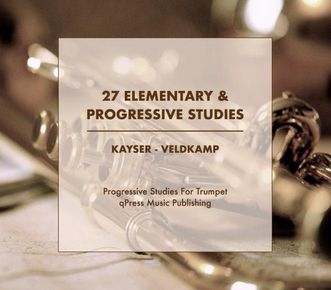 Kayser: 27 Elementary and Progressive Studies