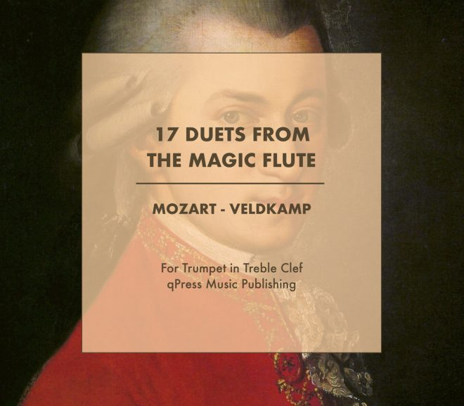 17 Duets from The Magic Flute