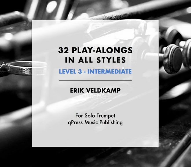 32 Play-Alongs in All Styles Level 3