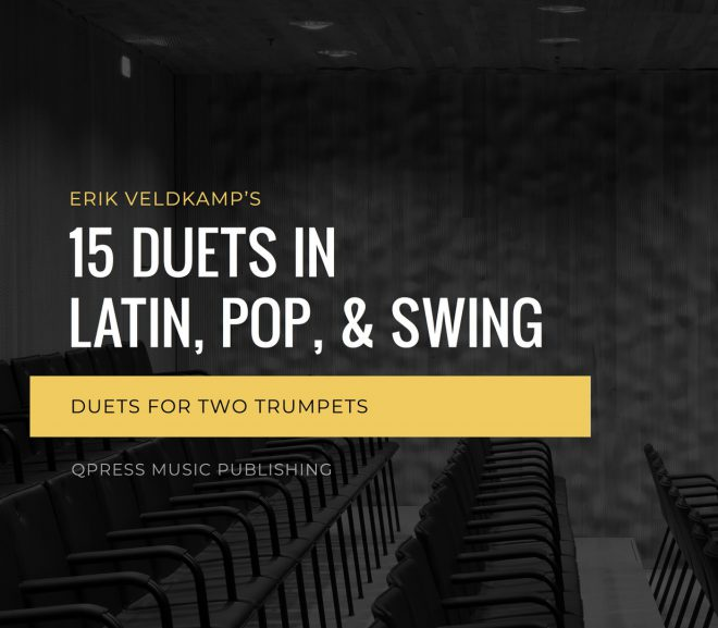 15 Duets in Latin, Pop and Swing released