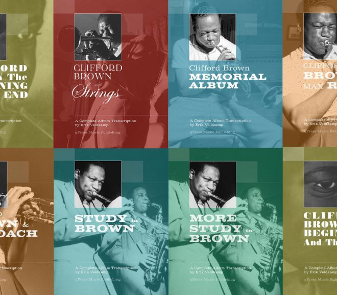 6 Clifford Brown transcription books released