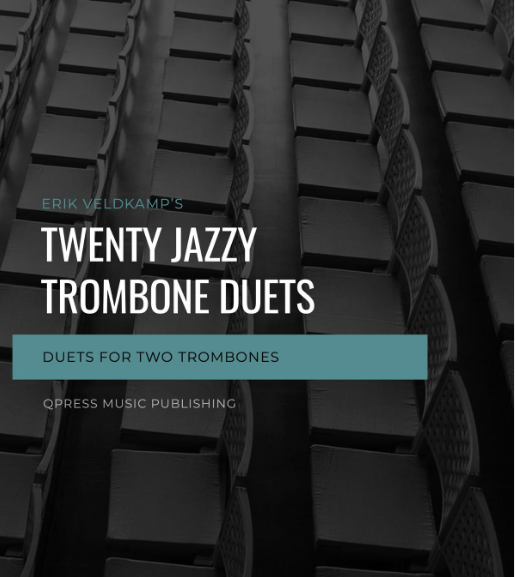 New trombone books!