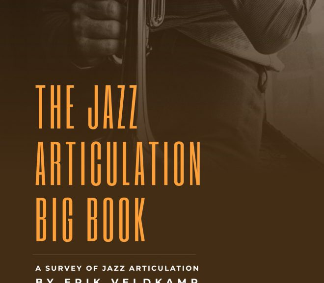 The Jazz Articulation Big Book