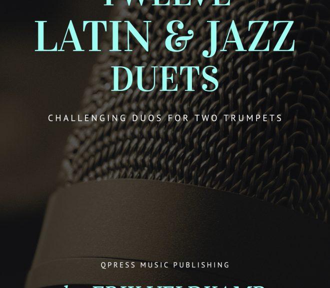 12 Challenging Latin & Jazz Duets
