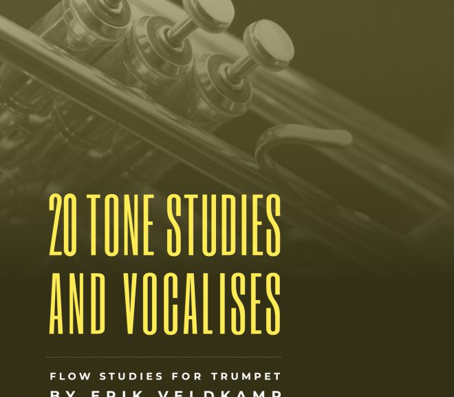 20 Tone Studies & Vocalises
