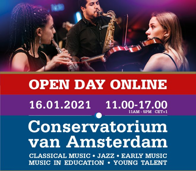 Open Day Amsterdam