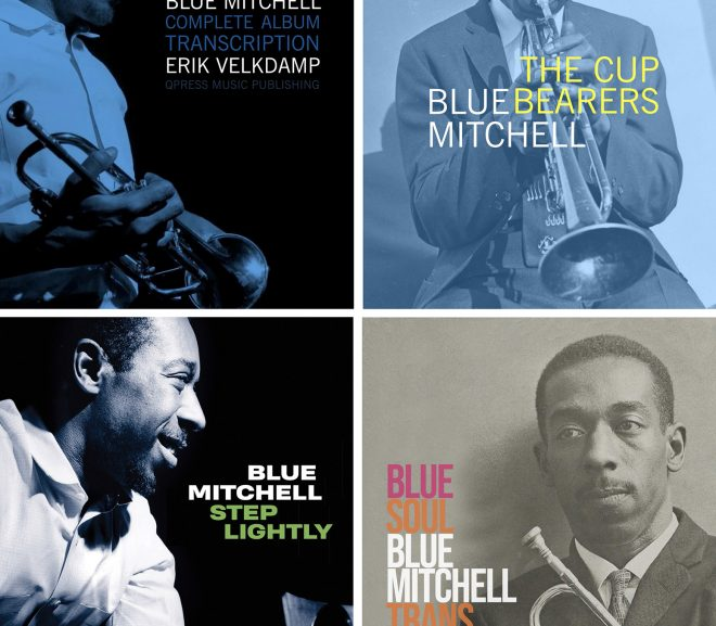 New Blue Mitchell books