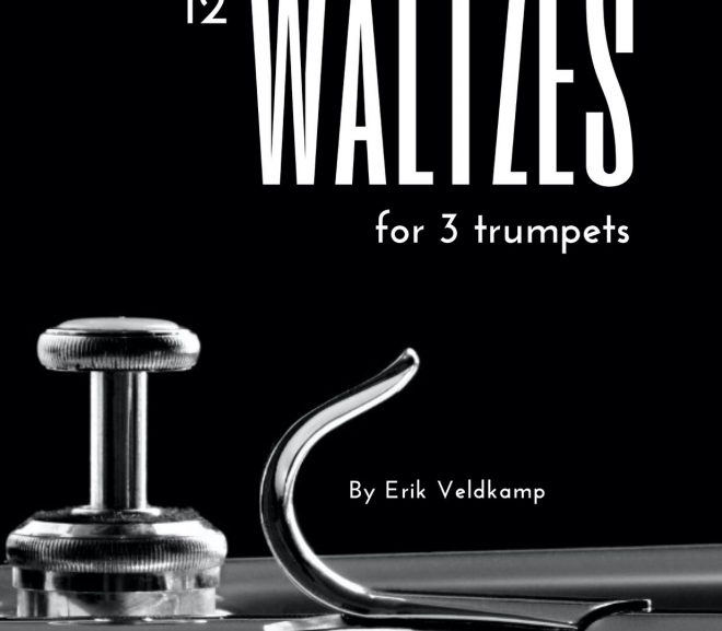 12 Waltzes for 3 trumpets